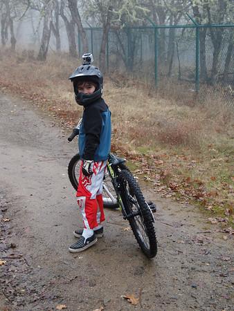 Winter Mountain Bike Ride 2012