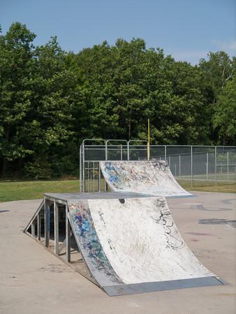 Calen at Charlottetown Skatepark