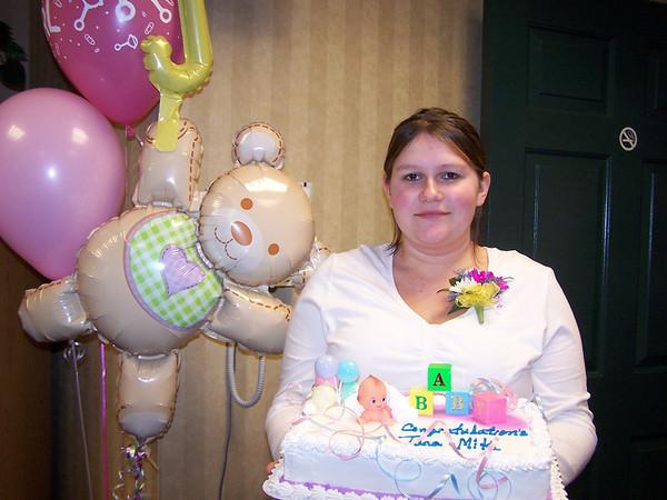 Tara's Baby Shower 2007 and Addison 2008