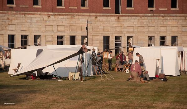 Fort Adams - Newport - July 2012
