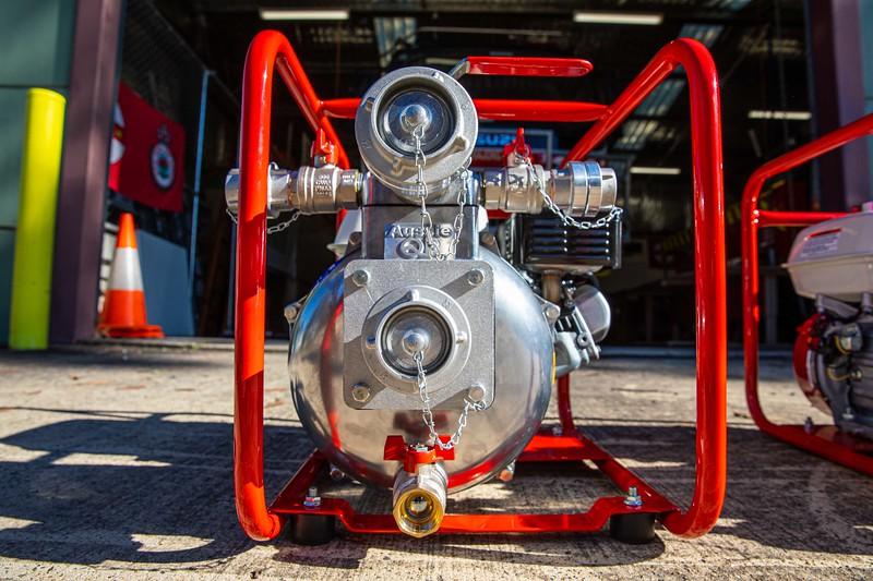 New Fire Pumps
