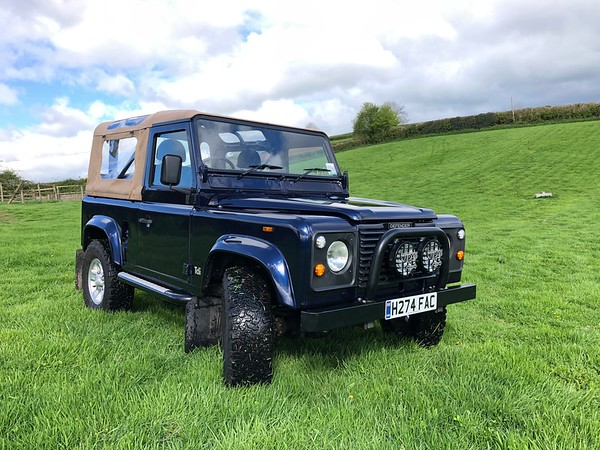 Defender 90 Soft Top mixed gallery