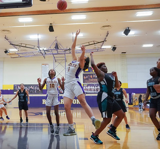 Richardson High School Girls Basketball VS Molina 2/4/2020