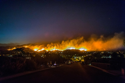 California Wildfires 2018 - Ventura County