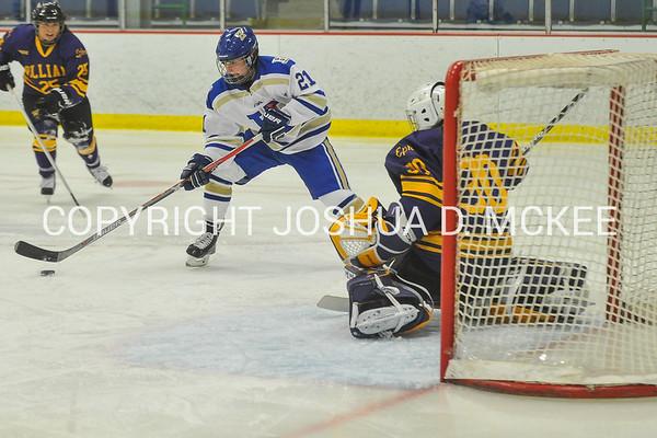 Hamilton College Women's Hockey v Williams 11-19-16