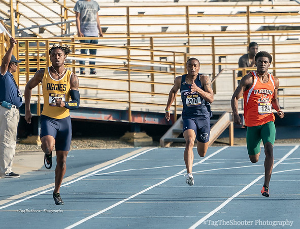 Howard Track MEAC Outdoor 2018