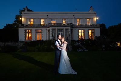 Louise & Jamie - Glenfall House