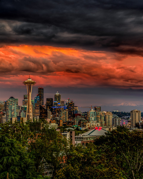 Angry Seattle