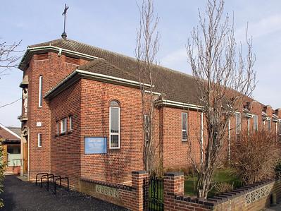 Corpus Christi, Roman Catholic, Margaret Road, Headington Quarry, Oxford, OX3 8AJ