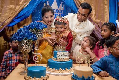 Srihan's First Birthday