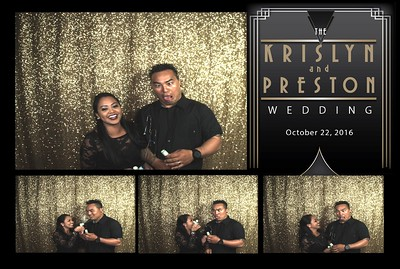 Preston & Krislyn's Wedding (Slow Motion Photo Booth)