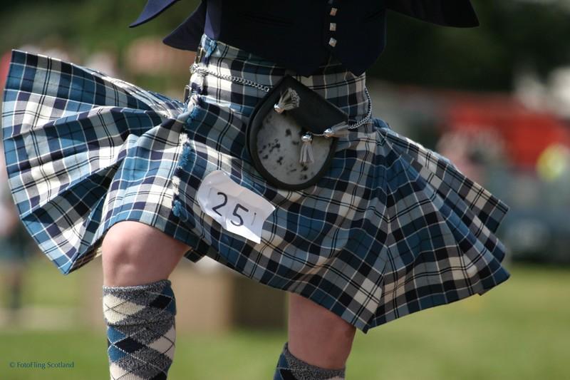 The 2005 Lochearnhead Highland Games