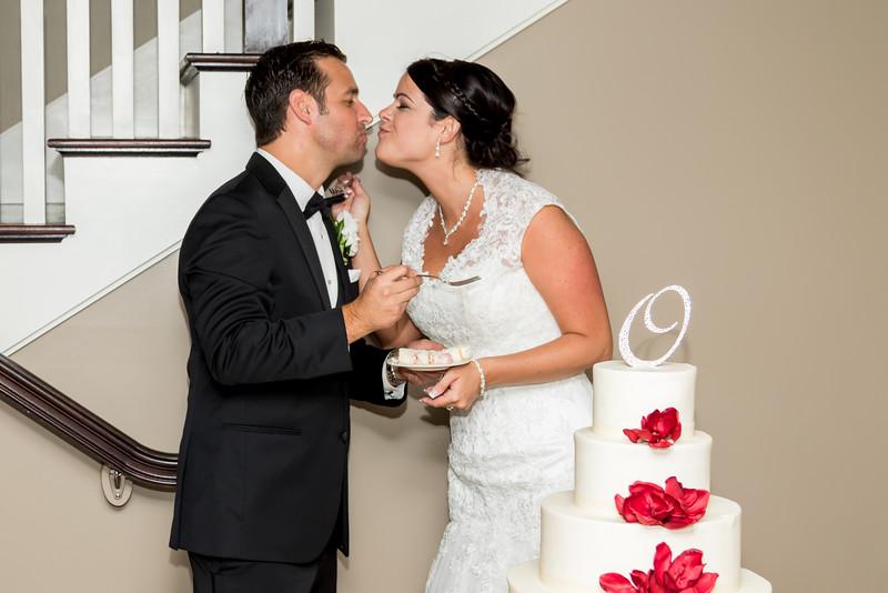 Ashley & Jarid wedding 102815