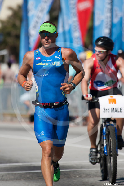 Ironman South Africa 2011 - Raynard Tissink