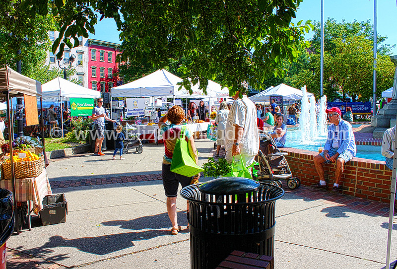 Easton Farmers Market, Easton, PA 9/7/2013