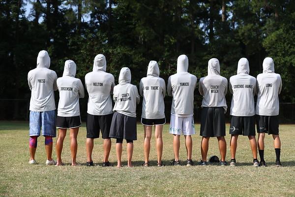 NC CUT Camp Session 2 - Thursday/Friday