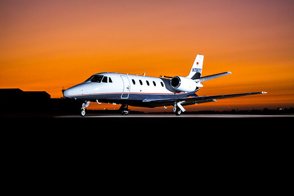 Citation XLS N786TT (High Res)