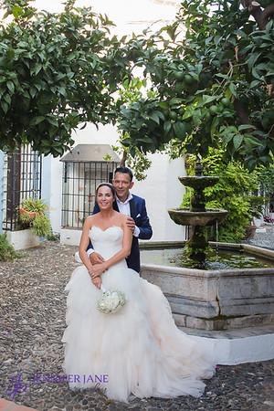 Kirsten and Stephen, La Virginia Chapel - Marbella