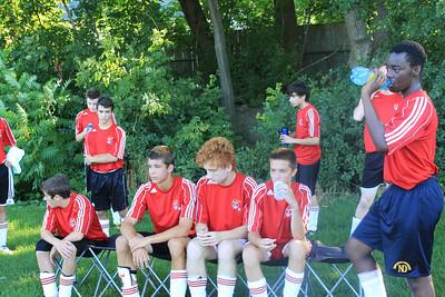 PCASA U-16 Alll-Stars 2011