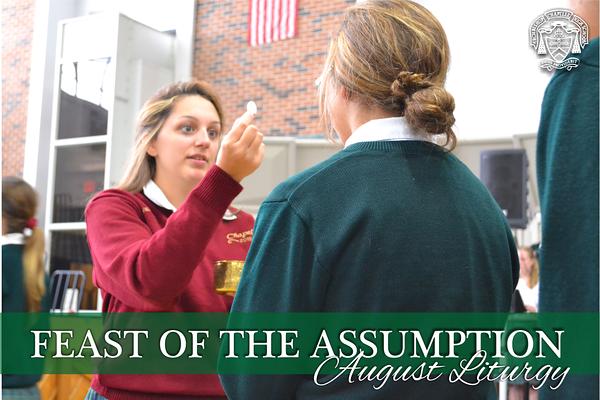 Feast of the Assumption Liturgy