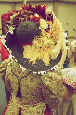 Hello Dolly 2012 Costume Parade