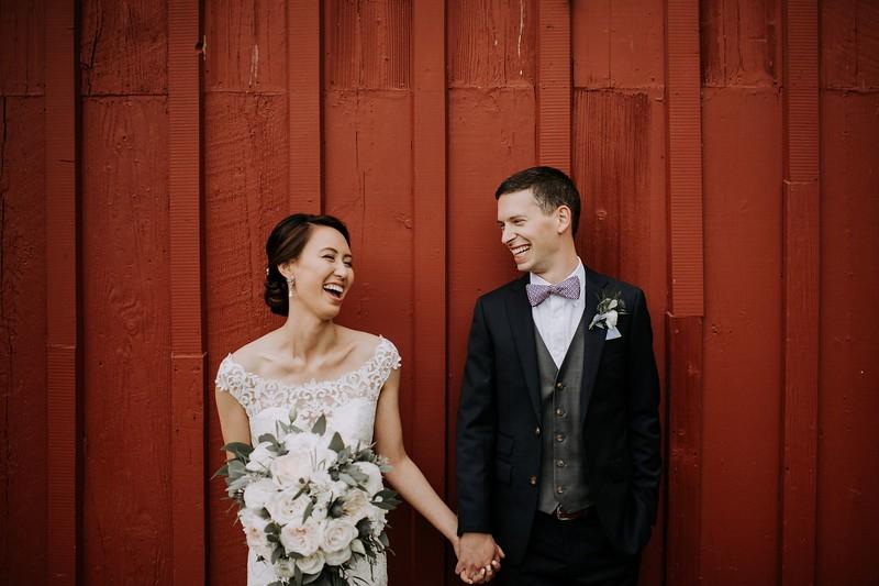 Kristine and Jon Wedding