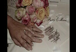 Here is a sample of a slide show I can make with your wedding pictures