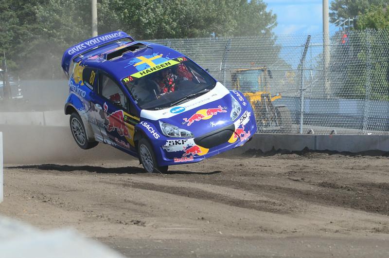 Rallycross - GP3R