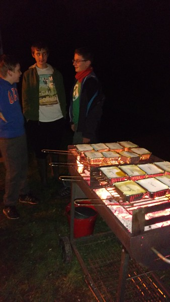 SCOUTS: Troop Night - Backwoods cooking