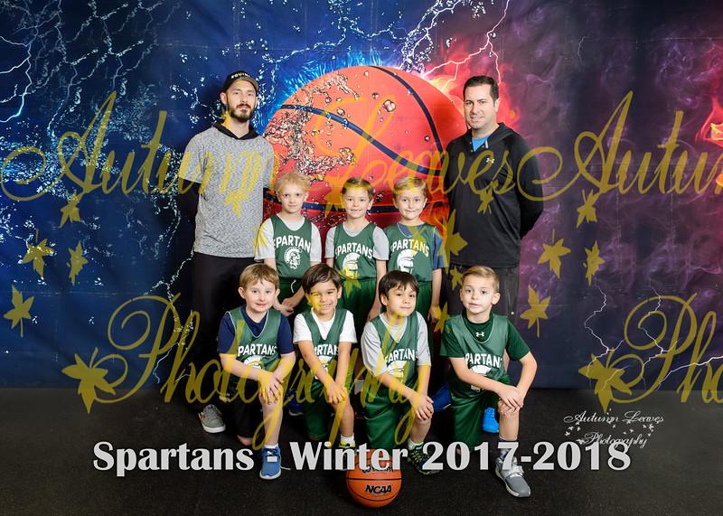 20180120 - #T4 1B Spartans