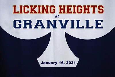 2021 Licking Heights at Granville (01-16-21)