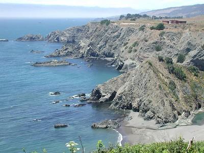 Northern California Coastline