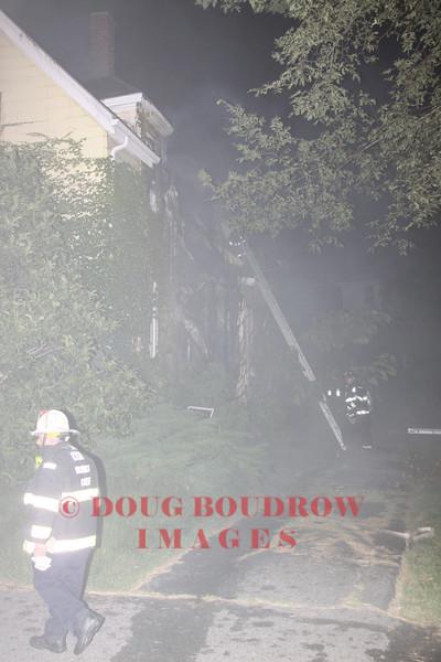 Lynn, MA - Working Fire, 25 Pine Grove Ave, 7-3-10