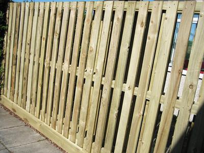 2011-Edinburgh Fence
