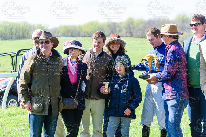 8th Race-The George Straub Memorial Open Flat