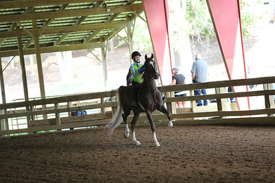 20A)Academy W/T Equitation 9&10 years old