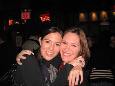 Katie + Christina
