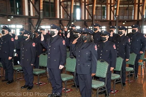 2021-09-29 Paramedic Graduation