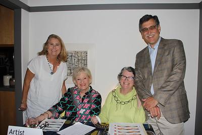 Pasadena Art Alliance Honors Auction's Artists