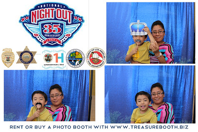 National Night Out Los Angeles 2018
