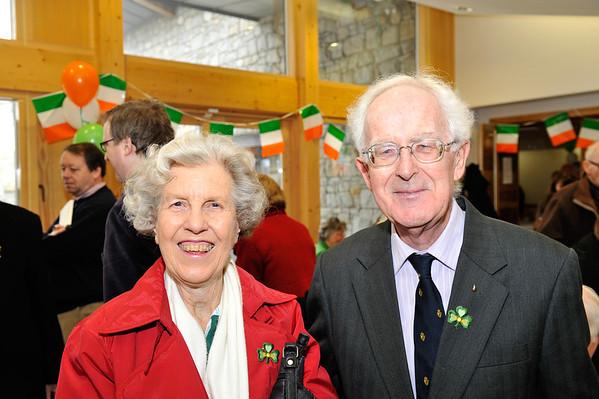 St Patrick's Day Irish Coffee Morning - 17 March 2013