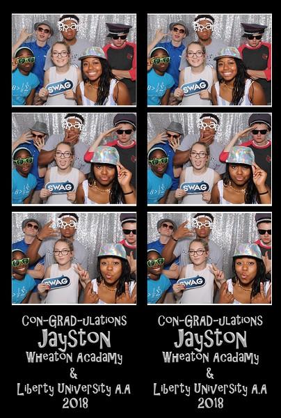 Jayston's Grad Party (06/16/18)