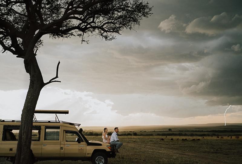 Ultimate Guide to Planning a Kenya Safari Elopement