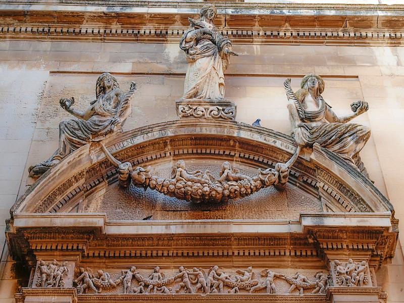 Chiesa S. Irene al Teatini on Corso Vittorio Emmanuele