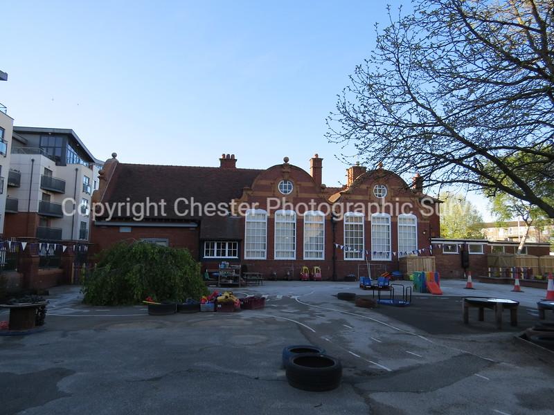 Egerton Street County Primary School: Egerton Street: Boughton