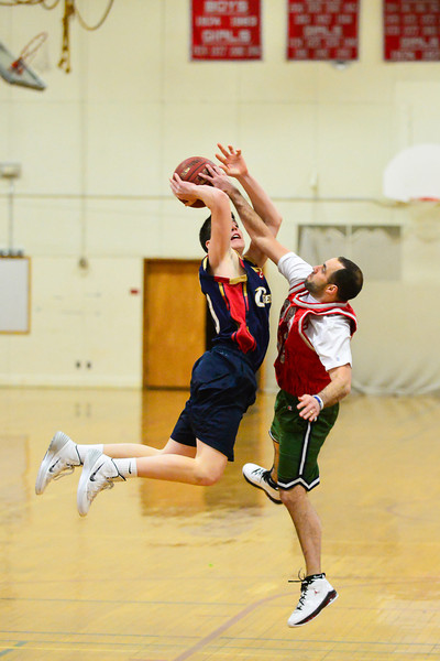 Students vs. Faculty Basketball Game