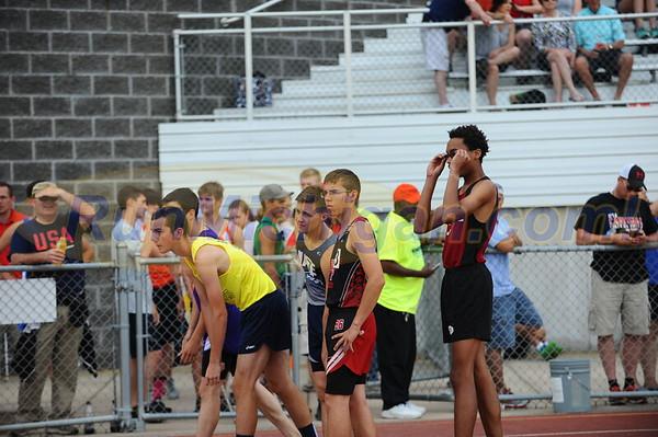 D4 Boys' 3200 Meters - 2017 MHSAA LP TF Finals