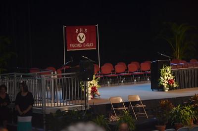 Samantha Bolton's High School Graduation