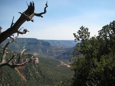 110530 Grand Canyon North Rim & Rainbow Rim Trail