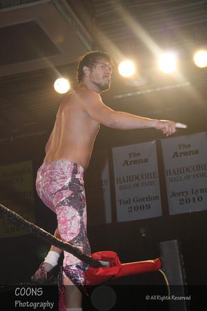 DGUSA 11/12/11 - Pinkie Sanchez vs Sabu